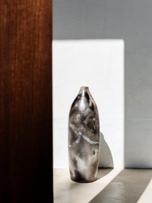 Ceramic Vase by Ibizan Artist Yvette Spowers